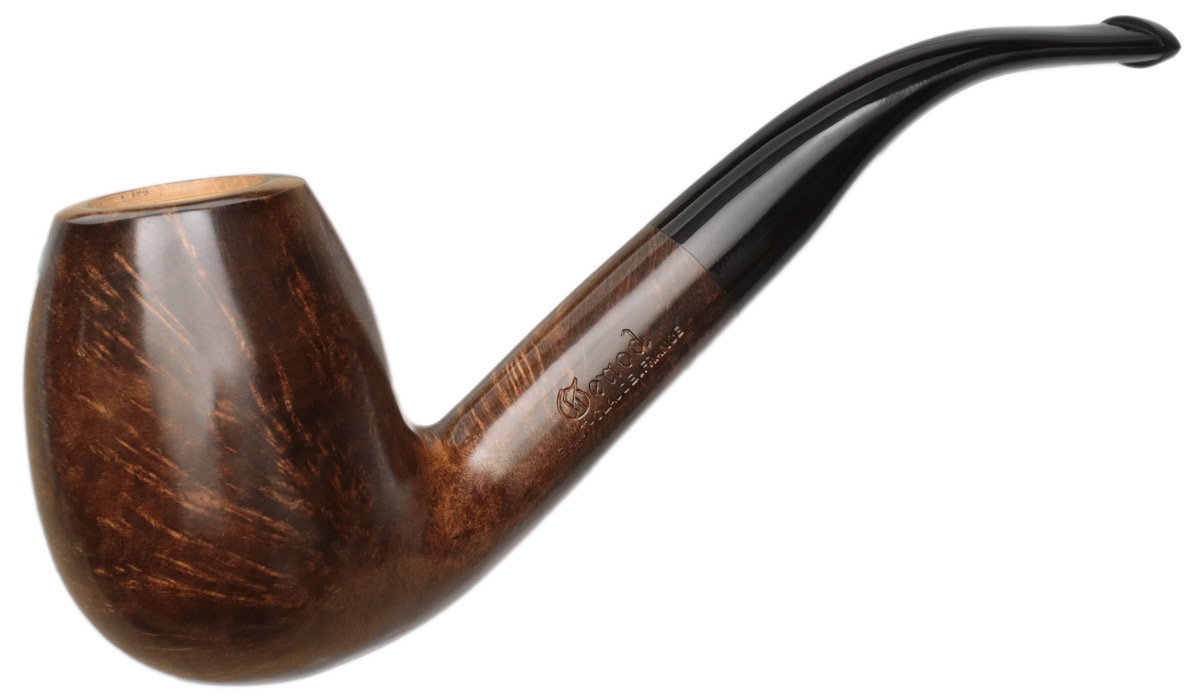 Genod Giant Smooth Brown Bent Egg