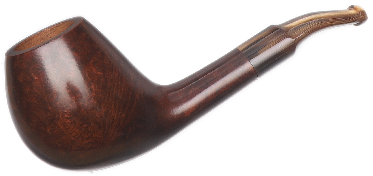 Genod Nosewarmer Smooth Bent Egg with Horn