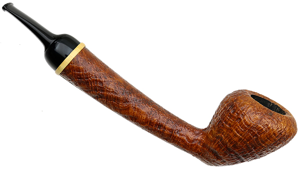 Michail Kyriazanos Sandblasted Long Shank Acorn with Boxwood