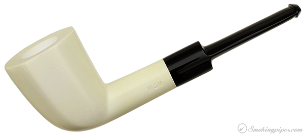 WGM Meerschaum Smooth Paneled Dublin (with Case)