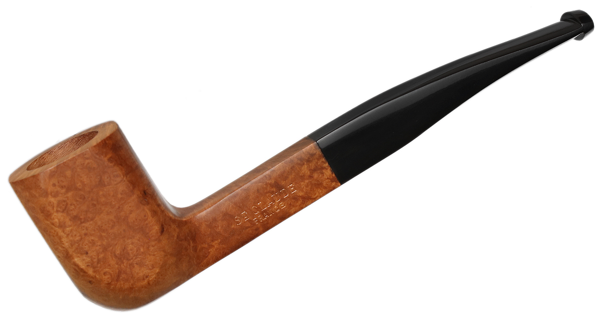 Bruyere St. Claude Smooth Large Paneled Bent Billiard