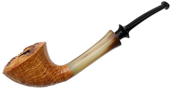 Davide Iafisco Sandblasted Bent Dublin with Horn