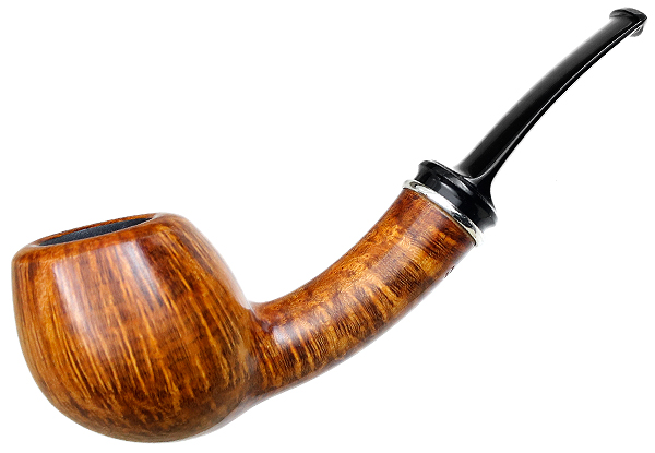 Jared Coles Smooth Bent Apple with Silver (1713)