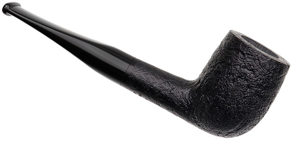 Vermont Freehand Dark Sandblasted Strawberry Wood Billiard