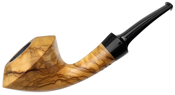 Vermont Freehand Smooth Olivewood Rhodesian