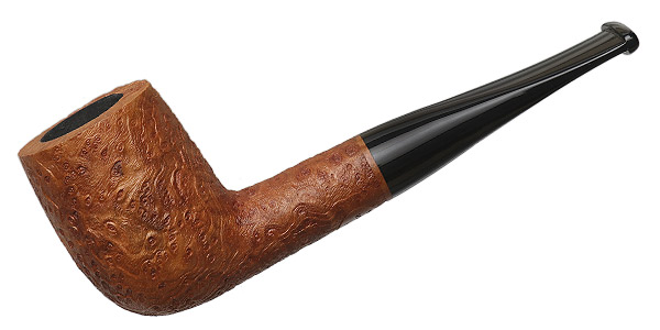 Vermont Freehand Natural Sandblasted Strawberry Wood Billiard