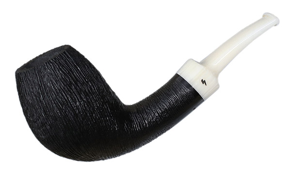 Moonshine Wire Rusticated Bent Egg