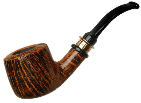 Erik Stokkebye 4th Generation Burnt Sienna (1897)