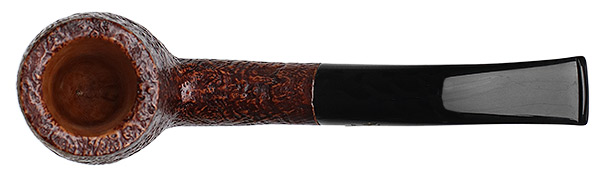 Savinelli Autograph Autograph Sandblasted Bent Billiard (6mm)
