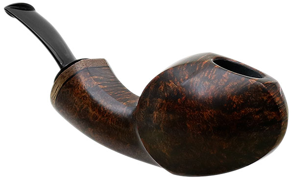 Dirk Heinemann Smooth Blowfish with Mahogany
