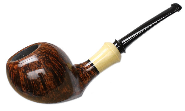 Ken Dederichs Smooth Acorn with Boxwood
