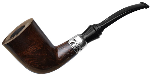 Mastro Geppetto Pipe of The Year 2017 Smooth with Silver