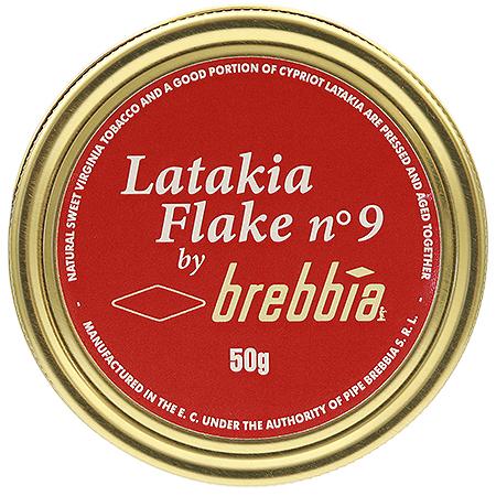 Brebbia Latakia Flake 50g