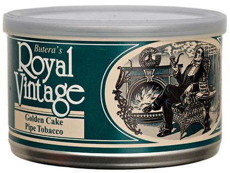 Butera Royal Vintage: Golden Cake 50g