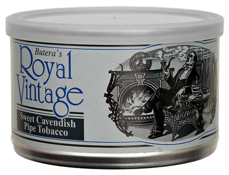 Butera Royal Vintage: Sweet Cavendish 50g