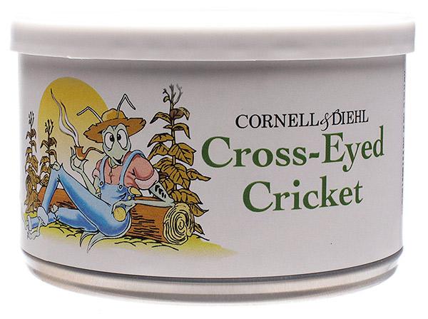 Cornell & Diehl Cross-Eyed Cricket 2oz