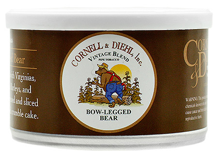 Bow-Legged Bear 2oz