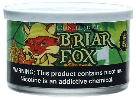 Cornell & Diehl Briar Fox 2oz