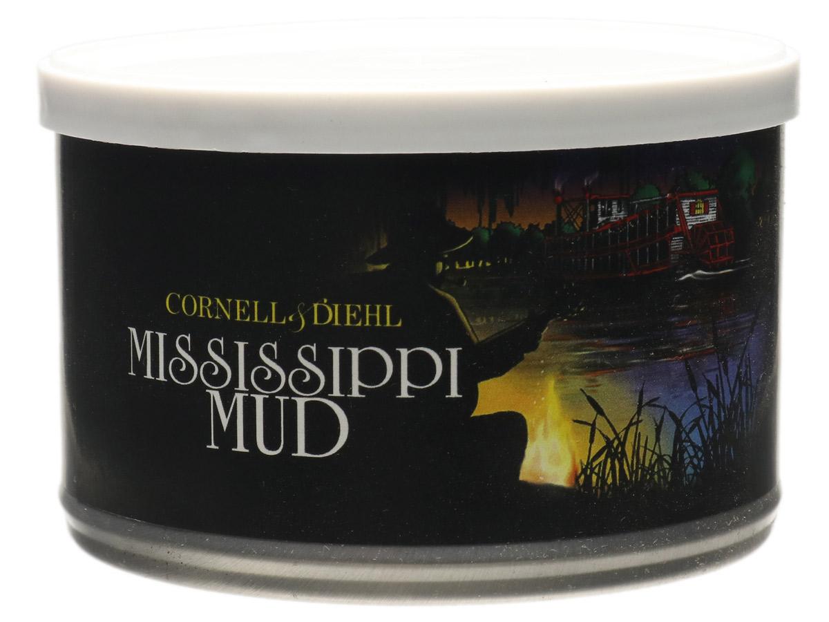 Cornell & Diehl Mississippi Mud 2oz