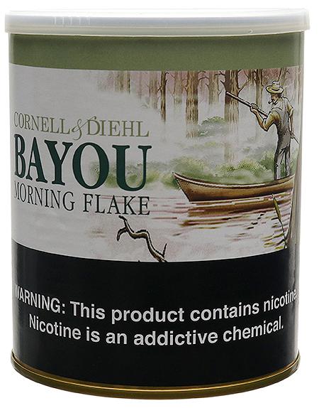 Cornell & Diehl Bayou Morning Flake 8oz