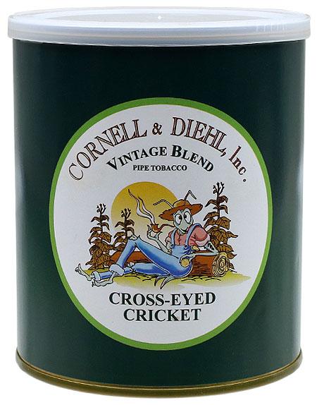 Cornell & Diehl Cross-Eyed Cricket 8oz