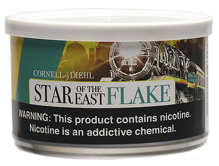 Cornell & Diehl Star of the East Flake 2oz