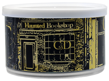 Cornell & Diehl Haunted Bookshop 2oz