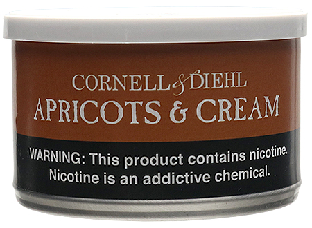 Cornell & Diehl Apricots and Cream 2oz