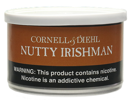 Cornell & Diehl Nutty Irishman 2oz