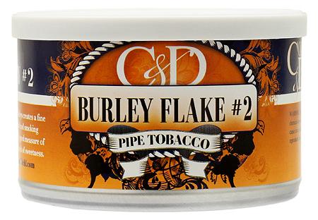 Cornell & Diehl Burley Flake #2 2oz