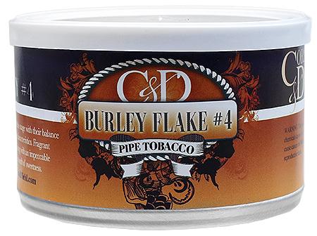 Cornell & Diehl Burley Flake #4 2oz