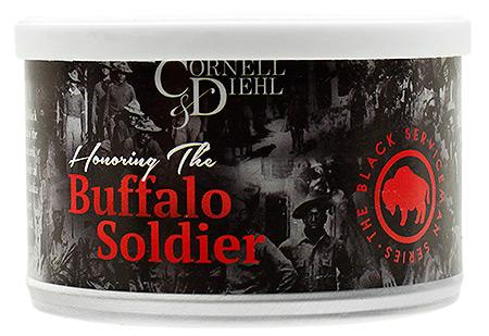 Cornell & Diehl Buffalo Soldier 2oz