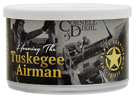 Cornell & Diehl Tuskegee Airman 2oz