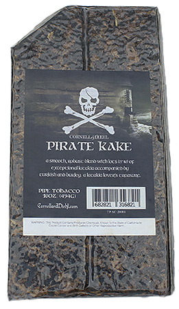 Cornell & Diehl Pirate Kake 16oz
