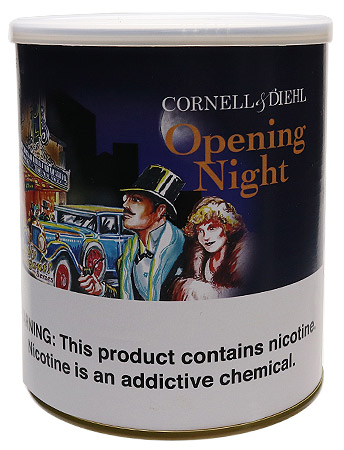 Cornell & Diehl Opening Night 8oz