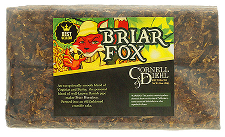 Cornell & Diehl Briar Fox 16oz