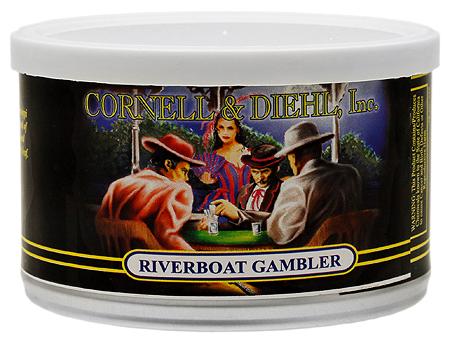 Cornell & Diehl Riverboat Gambler 2oz
