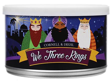 Cornell & Diehl We Three Kings 2oz