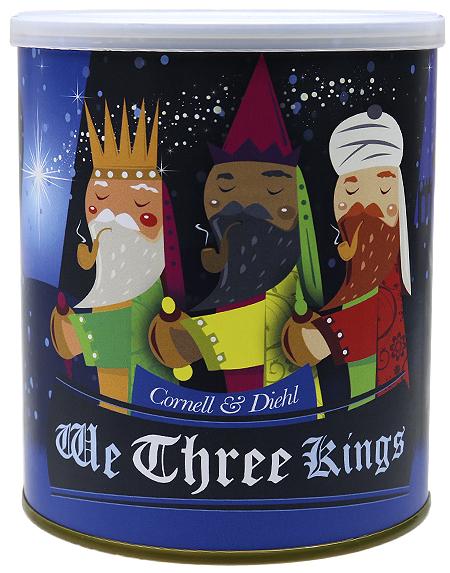 Cornell & Diehl We Three Kings 8oz