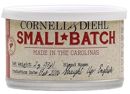 Cornell & Diehl Straight Up English 2oz
