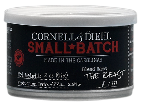 Cornell & Diehl The Beast 2oz