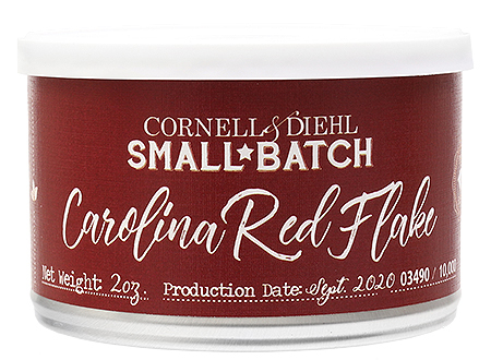 Cornell & Diehl Carolina Red Flake 2oz