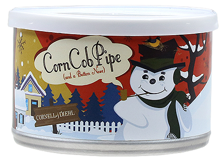 Corn Cob Pipe and A Button Nose 2oz