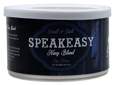 Cornell & Diehl Speakeasy Navy Blend 2oz