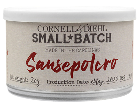 Cornell & Diehl Sansepolcro 2oz