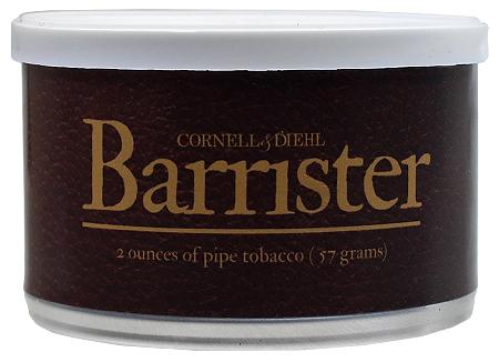 Cornell & Diehl Barrister 2oz