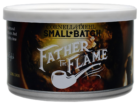 Cornell & Diehl Father the Flame (Straight Up English) 2oz