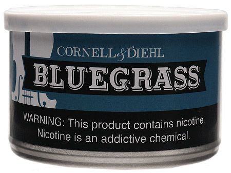 Cornell & Diehl Bluegrass 2oz