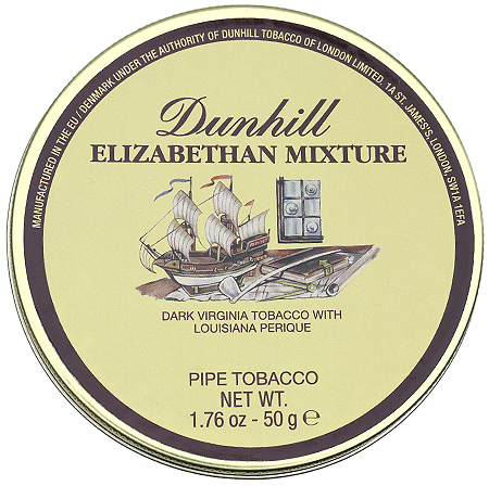 Elizabethan Mixture 50g  sc 1 st  Smoking Pipes & Dunhill Elizabethan Mixture - Smokingpipes.com