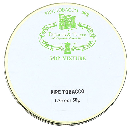 Fribourg & Treyer 34th Mixture 50g